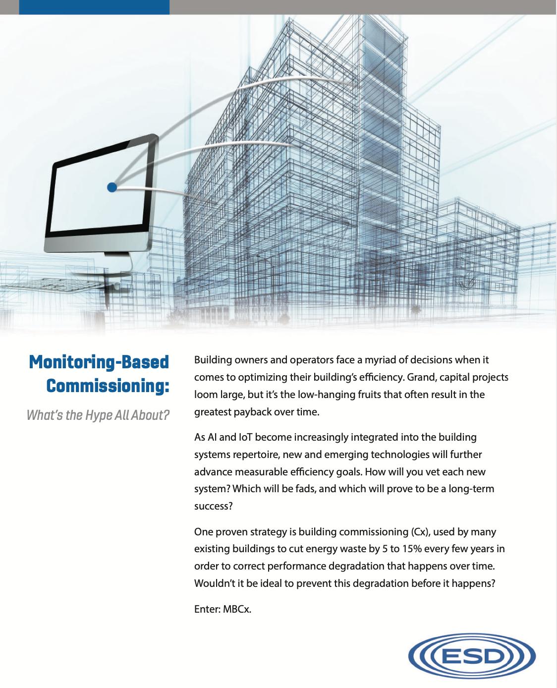 Monitoring-Based Commissioning