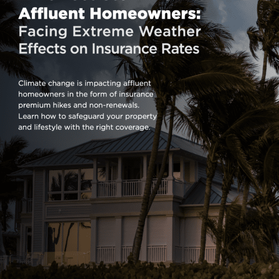 A Perfect Storm for Affluent Homeowners